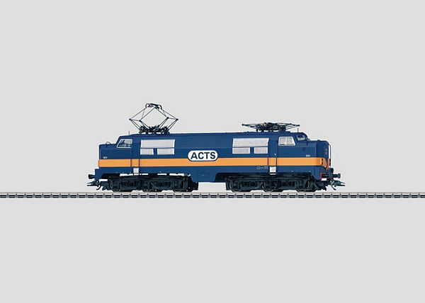 Marklin 37122 Electric Locomotive Serie 1200 ACTS