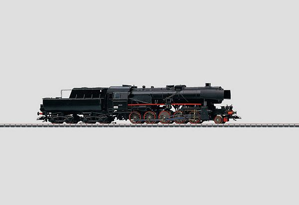 Marklin 37158 Steam Locomotive w-Tender