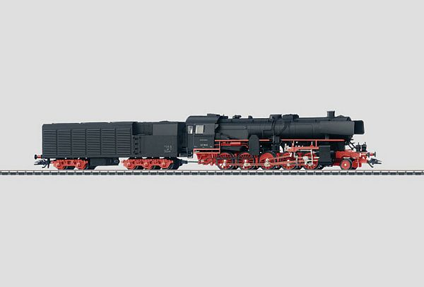 Marklin 37175 German Federal Railroad DB class 52 steam locomotive