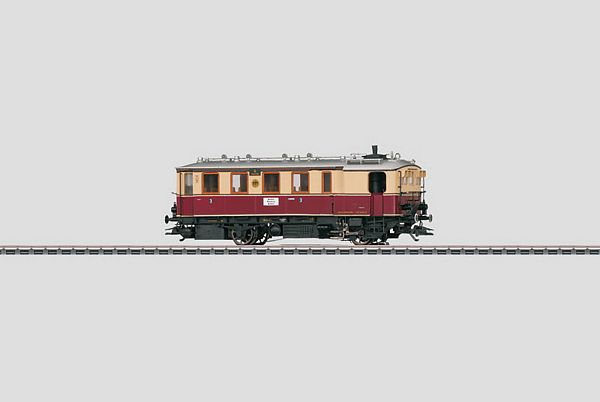 Marklin 37256 Steam Powered Rail Car