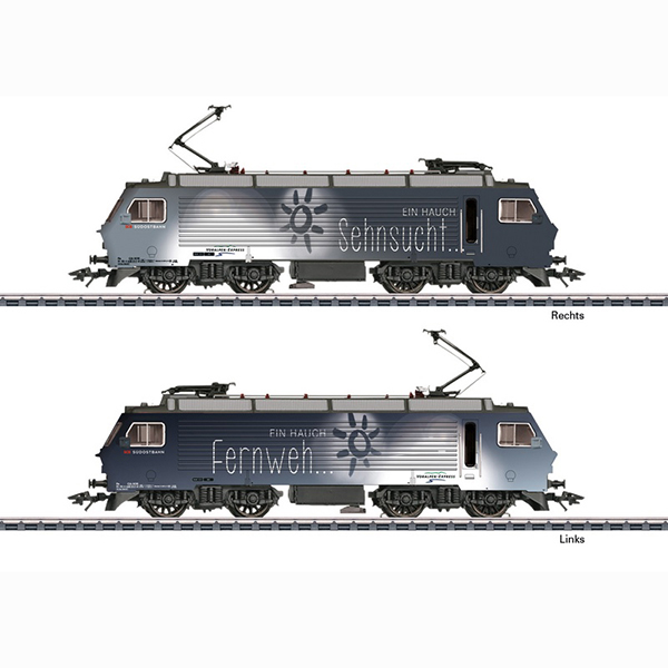 Marklin 37301 Class Re 4-4 IV Electric Locomotive