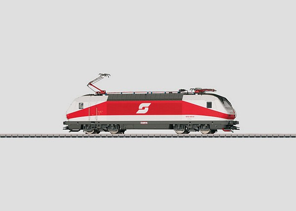 Marklin 37309 High Performance Electric Locomotive 1012 OBB