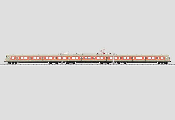 Marklin 37505 S-Bahn Powered Rail Car Train BR 420 DB AG