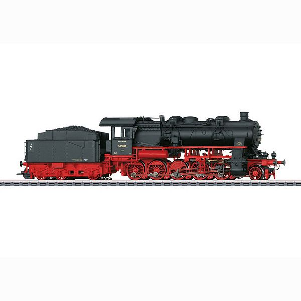 Marklin 37587 Class 58 10 21 Freight Steam Locomotive