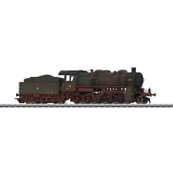 Marklin 37588 Prussian Class G 12 Steam Freight Locomotive