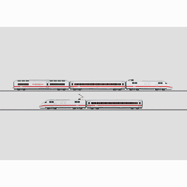 Marklin 37703 ICE Powered Rail Car Train