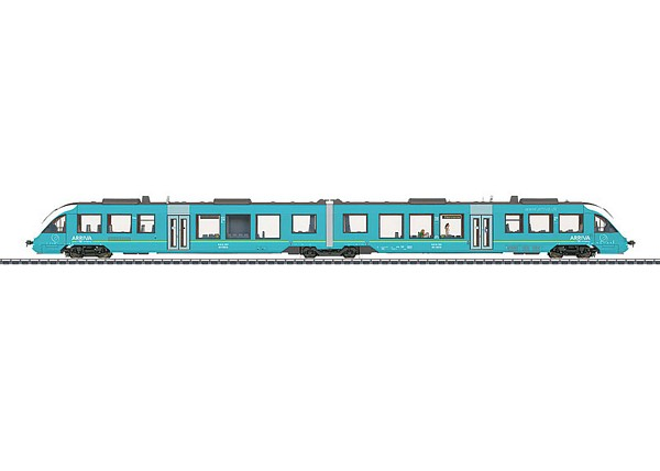 Marklin 37720 LINT 41 Diesel Powered Commuter Rail Car Train