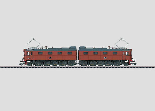Marklin 37756 Swedish State Railways SJ class Dm