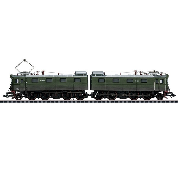 Marklin 37759 Heavy Ore Locomotive Weathered Class El 12