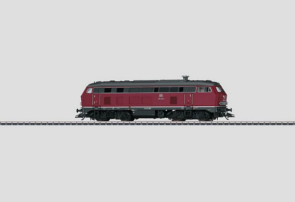 Marklin 37764 German Federal Railroad DB class 218