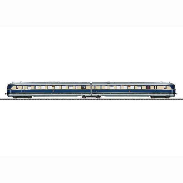 Marklin 37776 Class SVT 137 Express Diesel Powered Rail Car