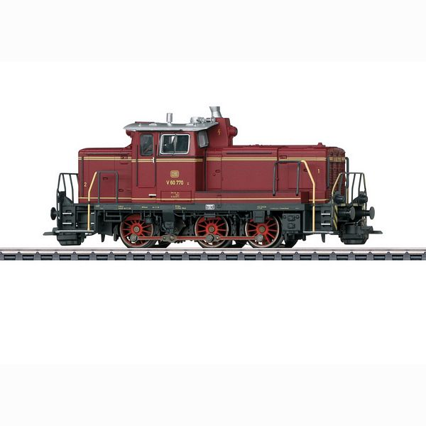 Marklin 37861 Class V 60 Diesel Switch Engine