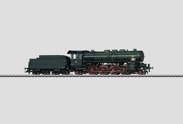 Marklin 37938 Prussian Class P 10 Passenger Steam