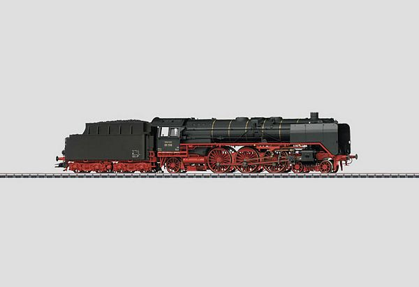 Marklin 39017 Express Train Steam Locomotive with a Tender BR 01 150 DB