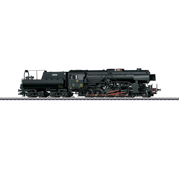 Marklin 39046 Heavy Steam Freight Locomotive with Tub Style Tender