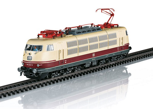 Marklin 39170 Insider Dgtl DB cl 103 1 Electric Locomotive