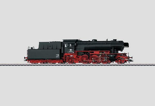 Marklin 39234 class 023 passenger steam locomotive with a tender