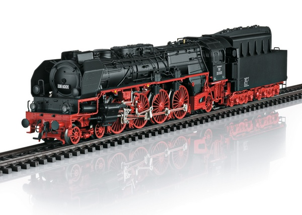 Marklin 39242 Class 08 Heavy Express Steam Locomotive