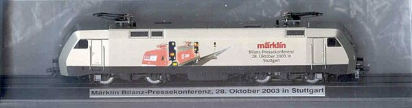 Marklin 39341 Electric Locomotive BR 152 DB AG