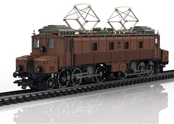 Marklin 39520 Class Fc 2x3-4 Electric Locomotive