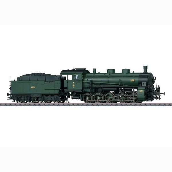 Marklin 39550 Bavarian class G 5-5 heavy freight steam locomotive