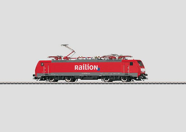 Marklin 39896 Electric Locomotive BR 189 DB AG