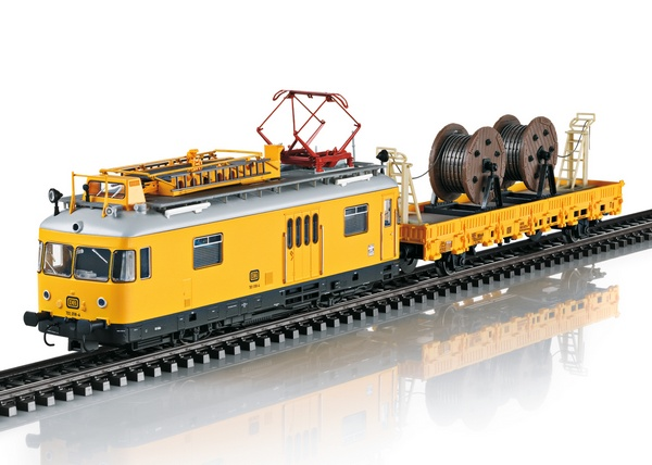 Marklin 39973 Class 701 Powered Catenary Maintenance Rail Car