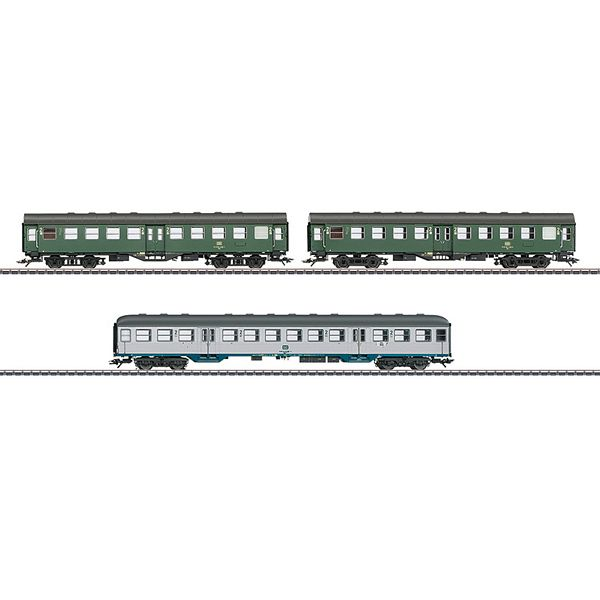 Marklin 41322 Fast Passenger Train Car Set 2
