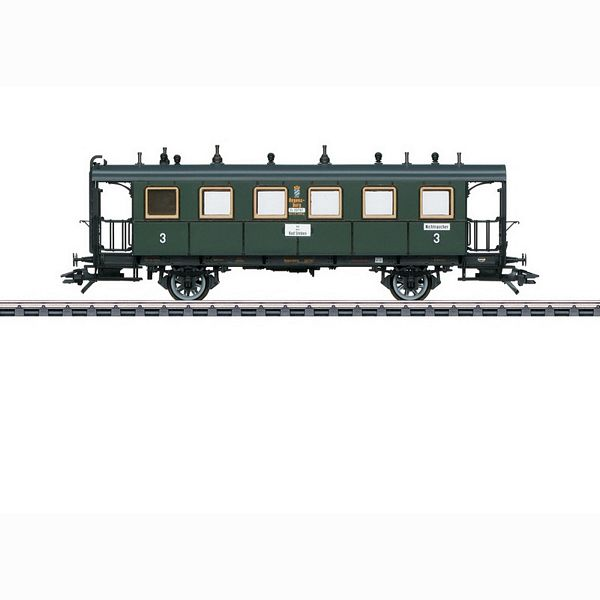 Marklin 42081 Bavarian Design Passenger Car