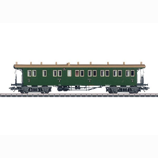 Marklin 42103 Type BCCi Express Train Open Platform Passenger Car