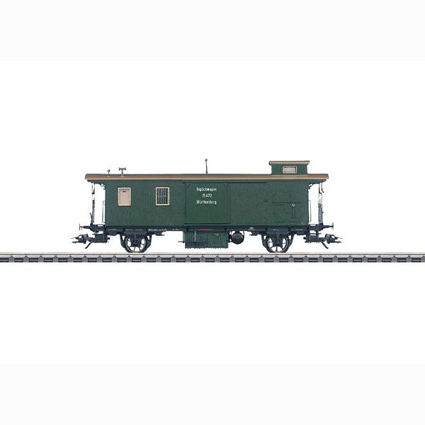 Marklin 42121 Type Gep Baggage Car