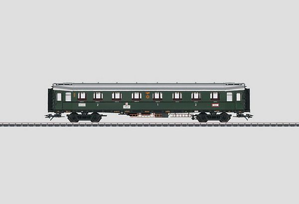 Marklin 42232 Express Train Passenger Car AB4u DRG