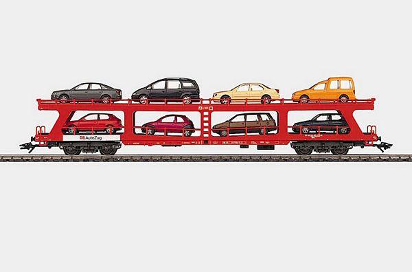 Marklin 42341 Passenger Train Auto Transport Car