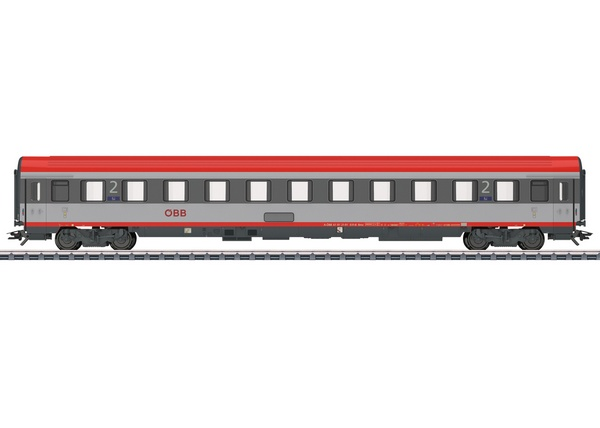 Marklin 42743 Passenger Car 2nd Class