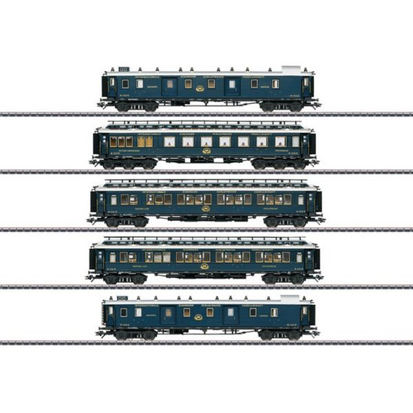 Marklin 42790 Express Train Set 1 Simplon-Orient-Express