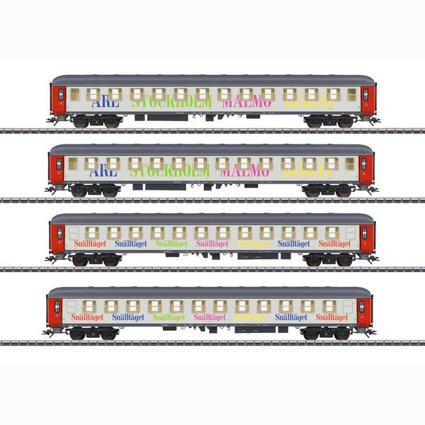 Marklin 42906 Passenger Car Set