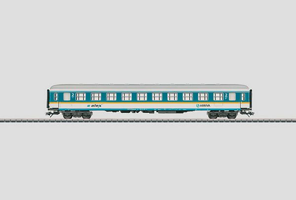 Marklin 42954 ALEX Express Train Passenger Car