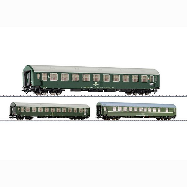 Marklin 42981 Inter Zone Express Train Passenger Car Set