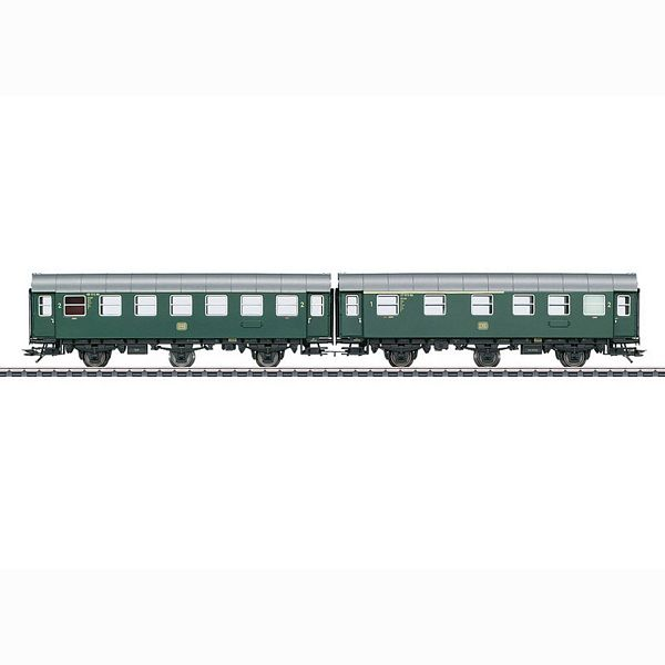 Marklin 43173 Pair of Pass Cars Type AB3ygeb with Type B3ygeb