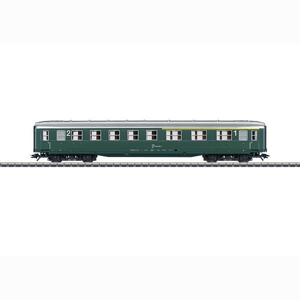 Marklin 43213 Skirted Passenger Car 1st 2nd Class
