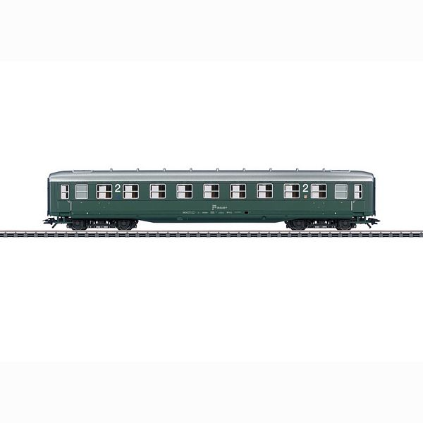Marklin 43214 Skirted Passenger Car 2nd Class