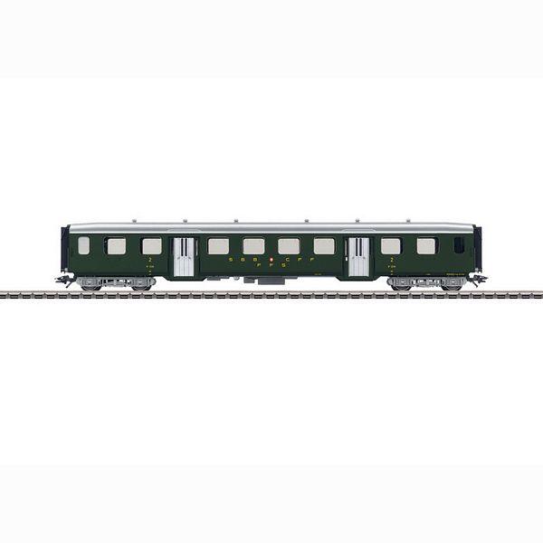 Marklin 43362 Lightweight Steel Passenger Car 2nd Class