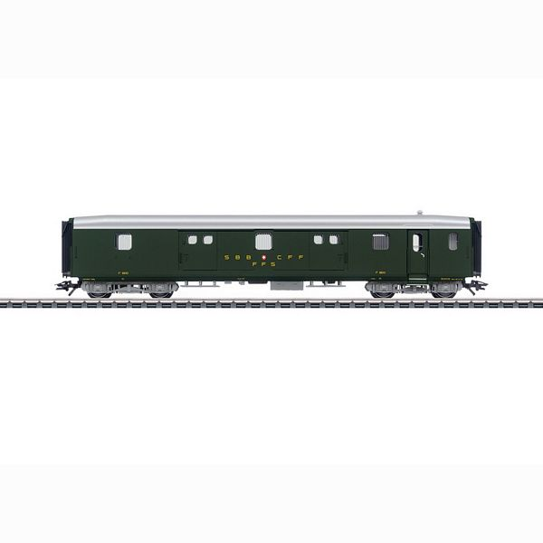 Marklin 43402 Lightweight Steel Baggage Car