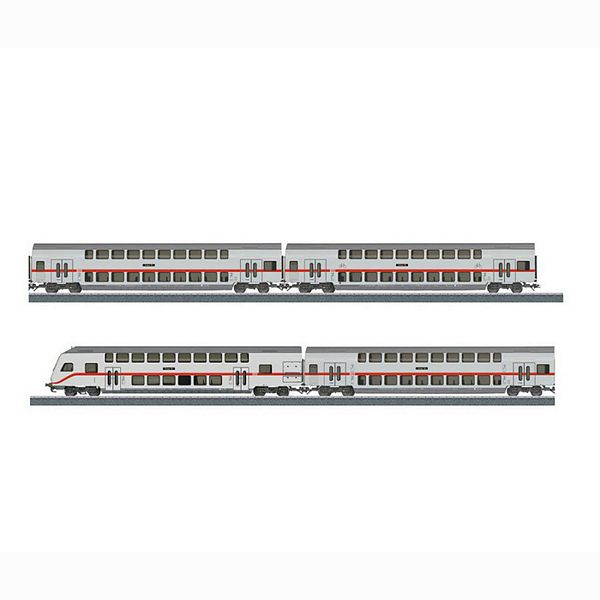 Marklin 43476 IC Bi Level Car Set