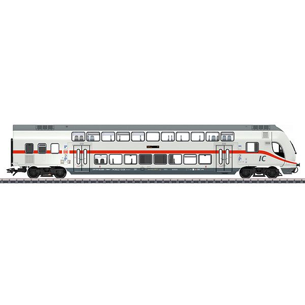 Marklin 43483 IC2 BiLevel Cab Control Car 2nd Class