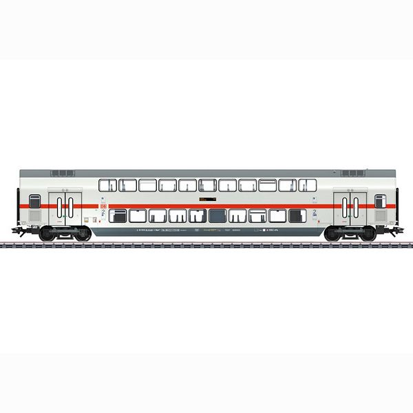 Marklin 43484 IC2 BiLevel Intermediate Car 2nd Class
