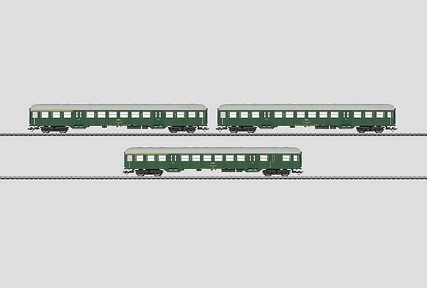 Marklin 43813 Commuter Car Set