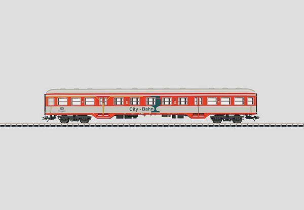 Marklin 43818 City-Bahn Add-On Car