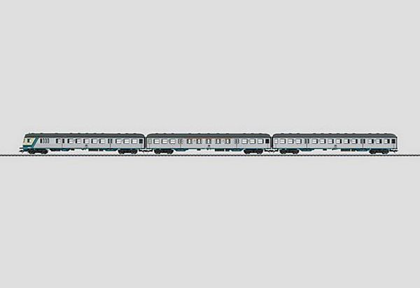 Marklin 43829 Commuter Car Set for Shuttle Trains