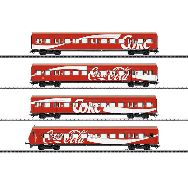Marklin 43890 S-Bahn Passenger Car Set